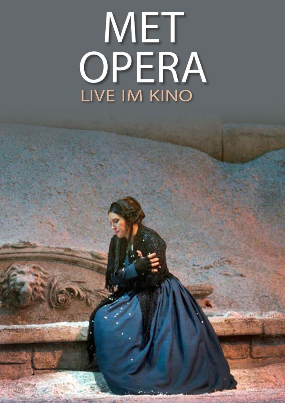 Met Opera 2017/18: La Boheme (Puccini) (Poster)