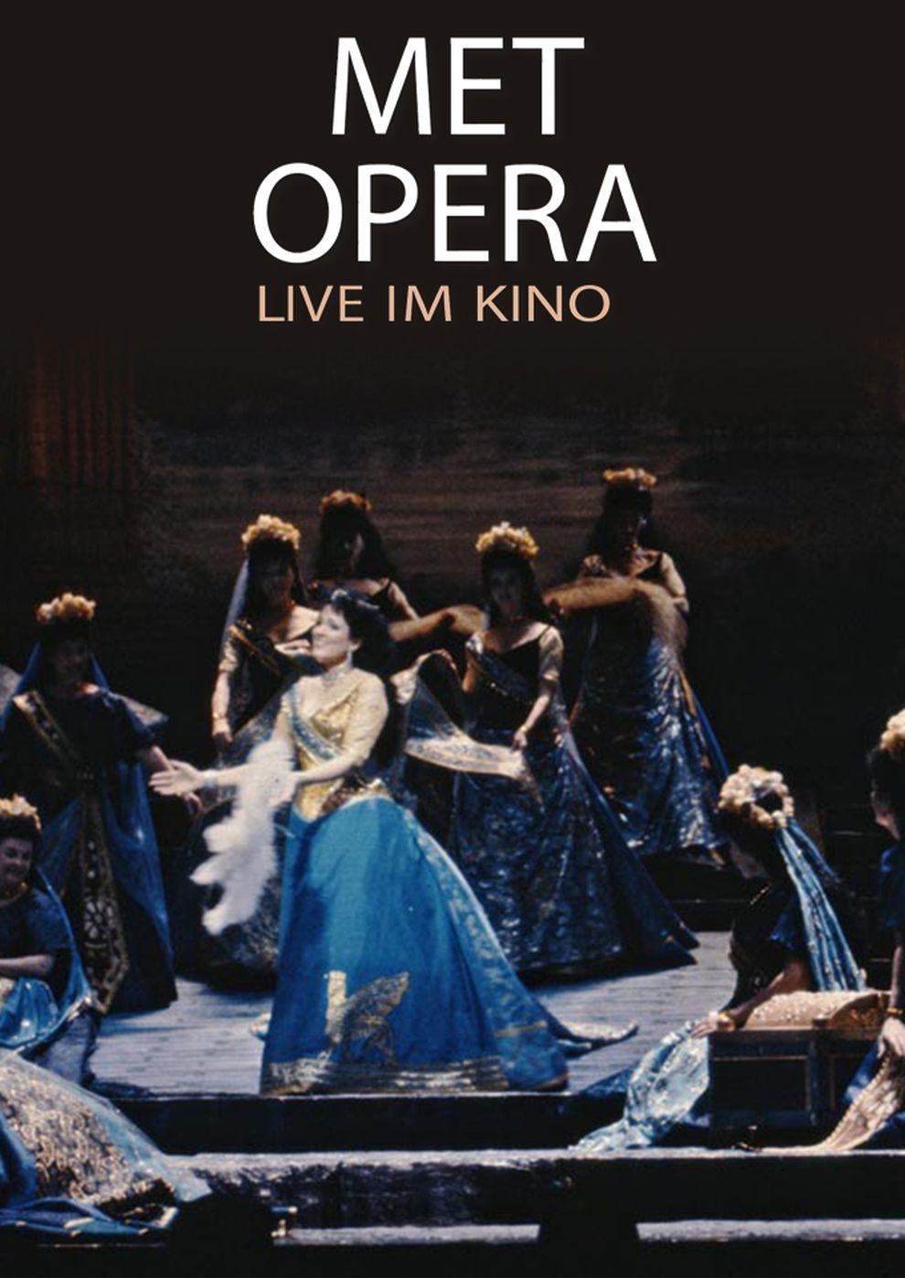 Met Opera 2017/18: Semiramide (Rossini) (Poster)