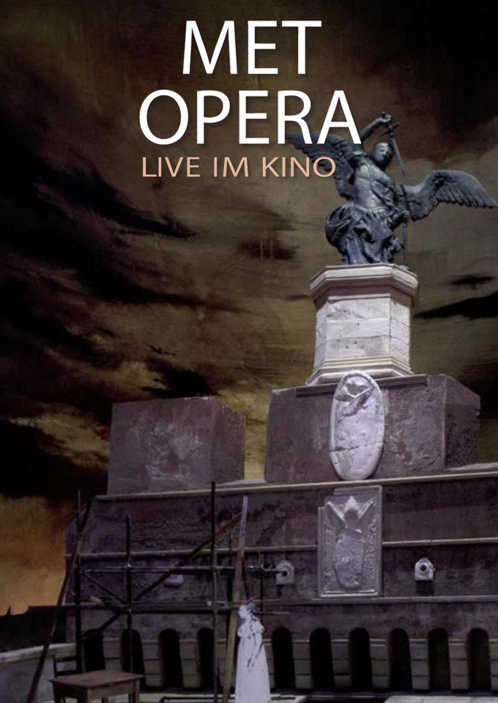 Met Opera 2017/18: Tosca (Puccini) (Poster)