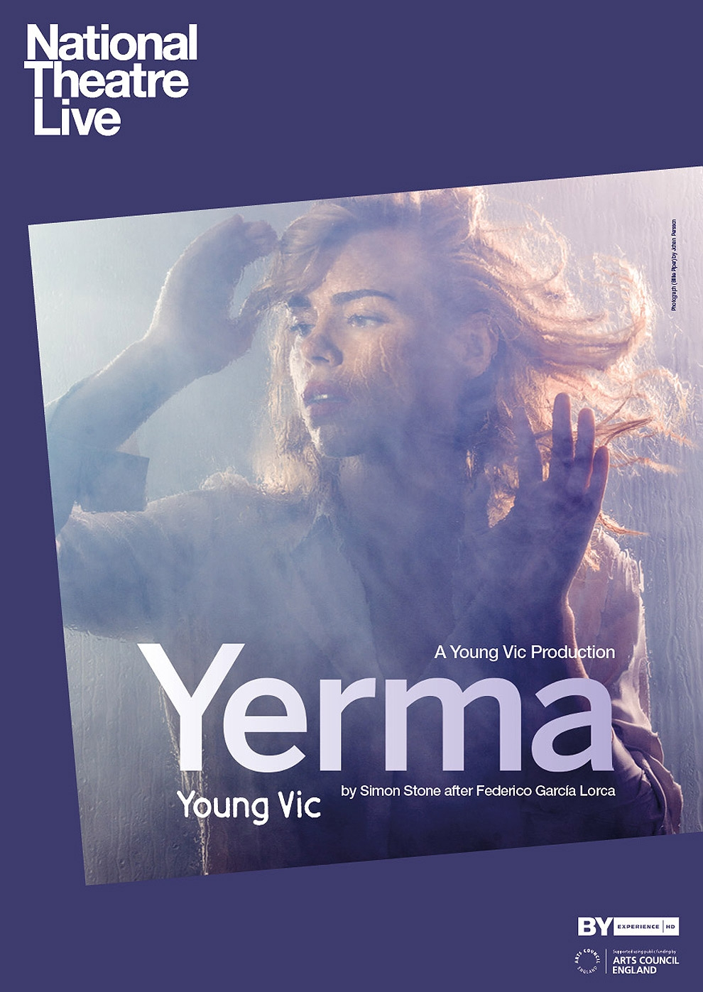 National Theatre London: Yerma (Poster)
