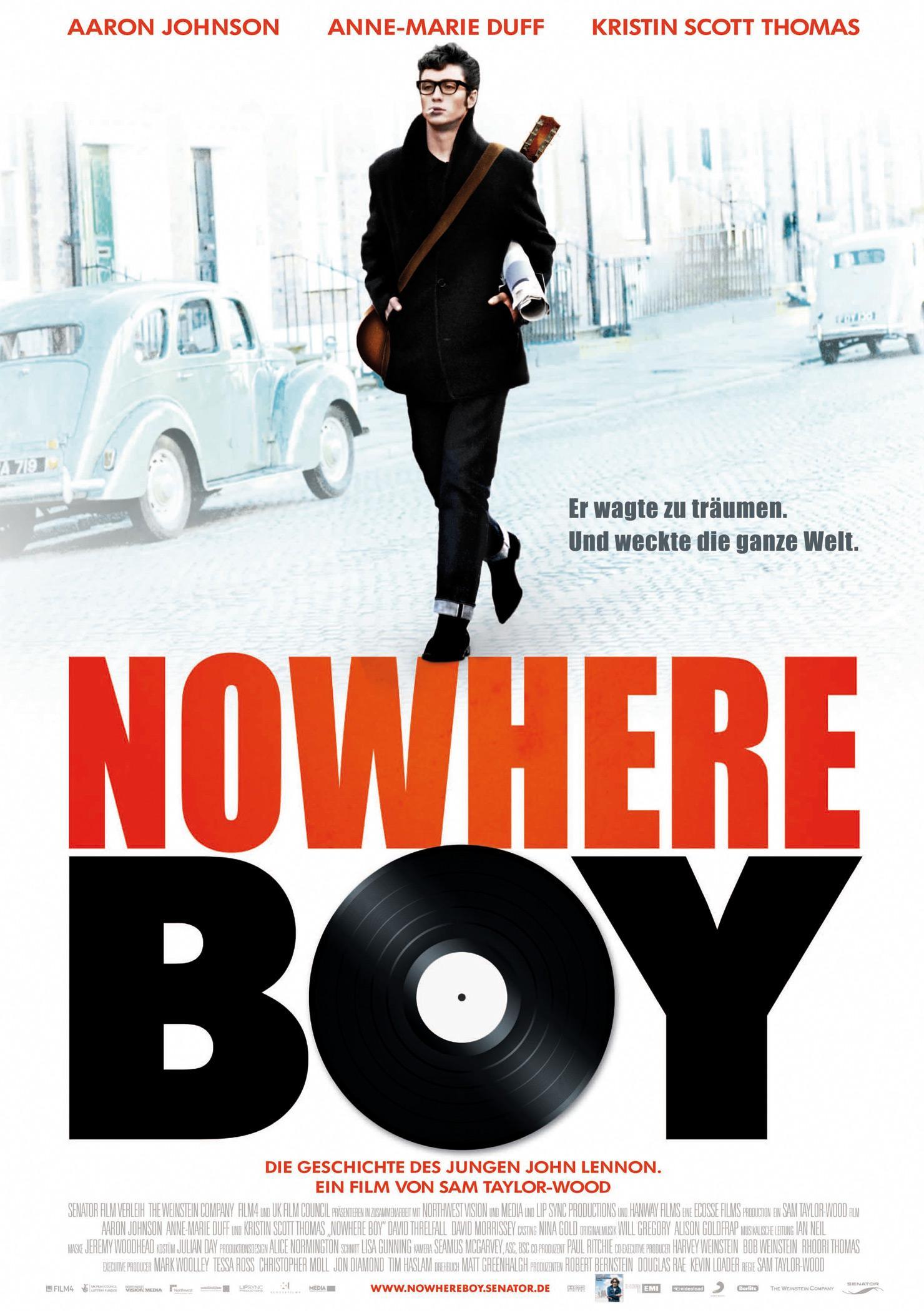 Nowhere Boy (Poster)