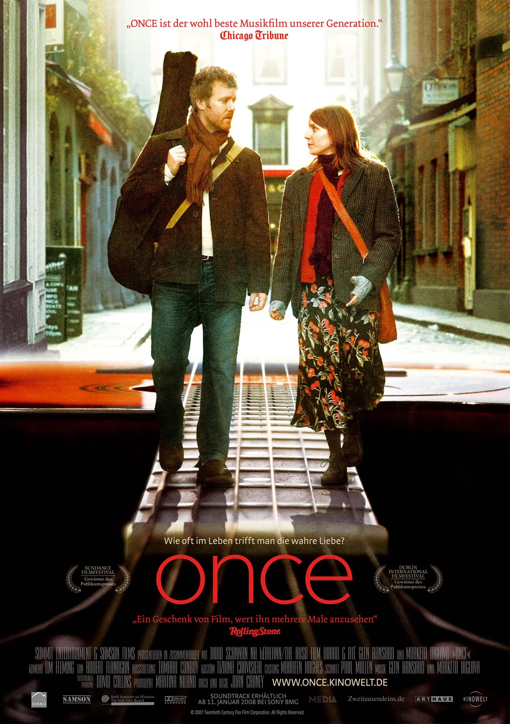 Once (Poster)