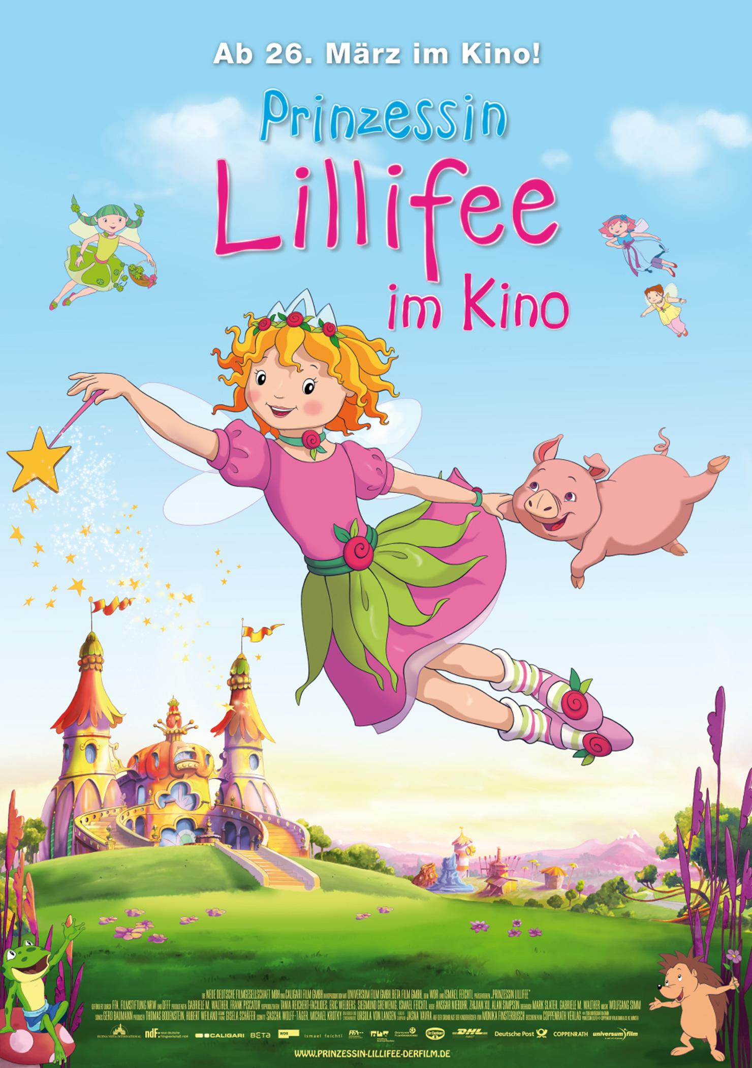 Prinzessin Lillifee (Poster)