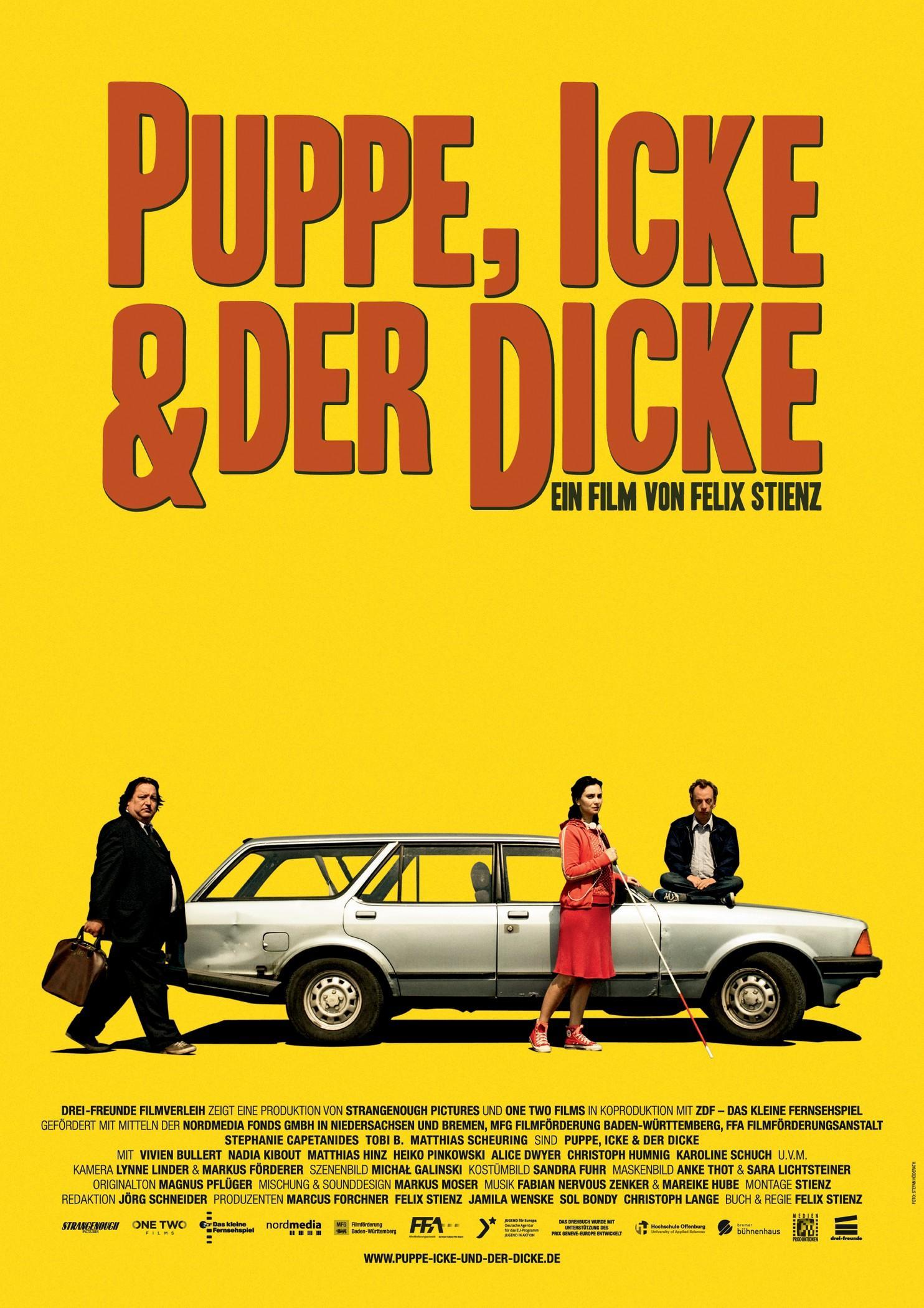 Puppe, Icke & der Dicke (Poster)