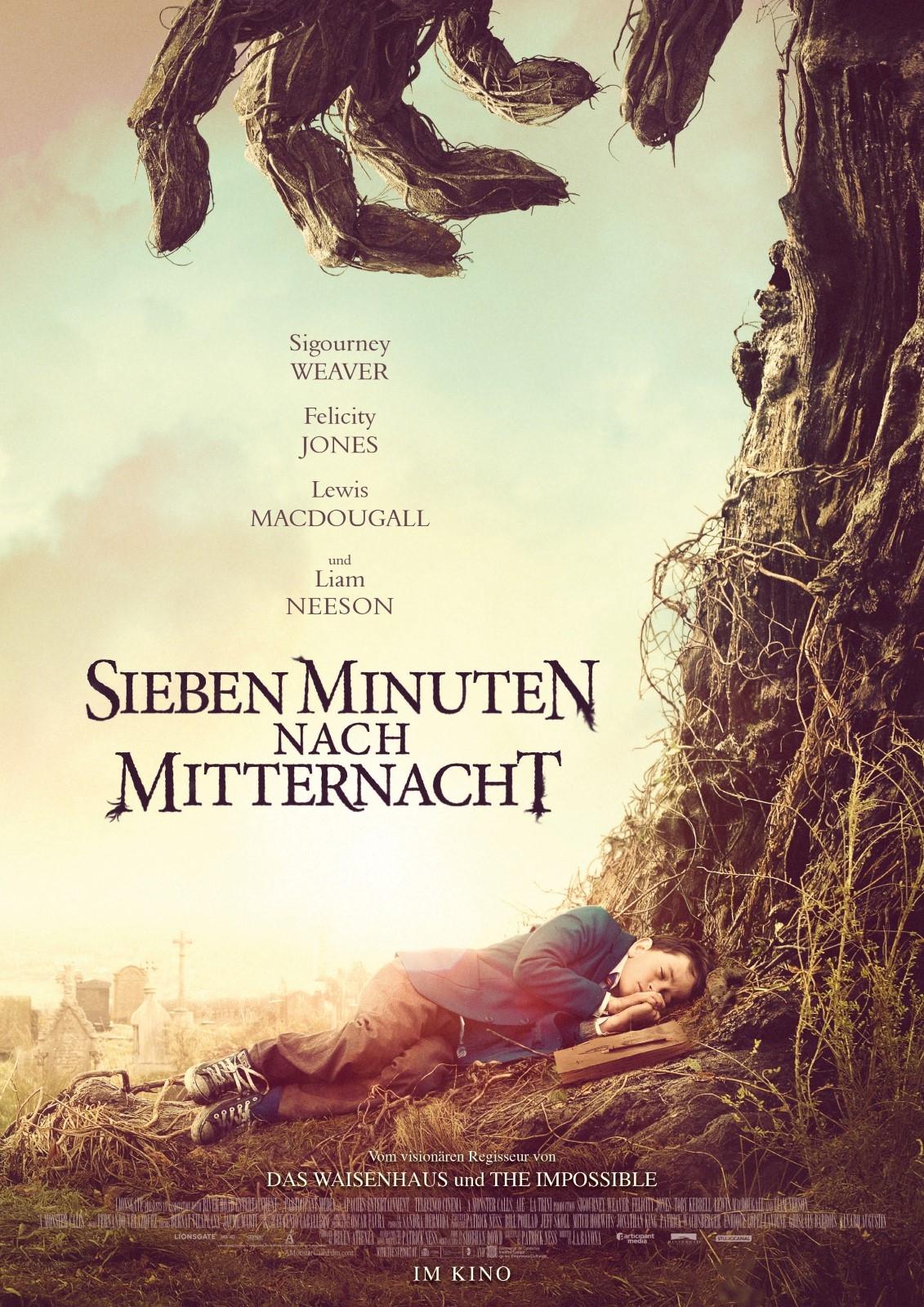Sieben Minuten nach Mitternacht (Poster)