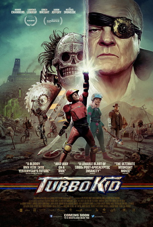 Turbo Kid (Poster)