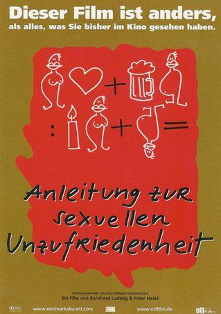 Anleitung zur sexuellen Unzufriedenheit (Poster)