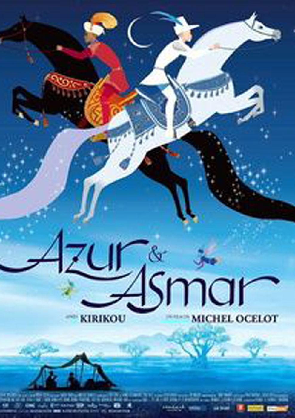 Azur und Asmar (Poster)