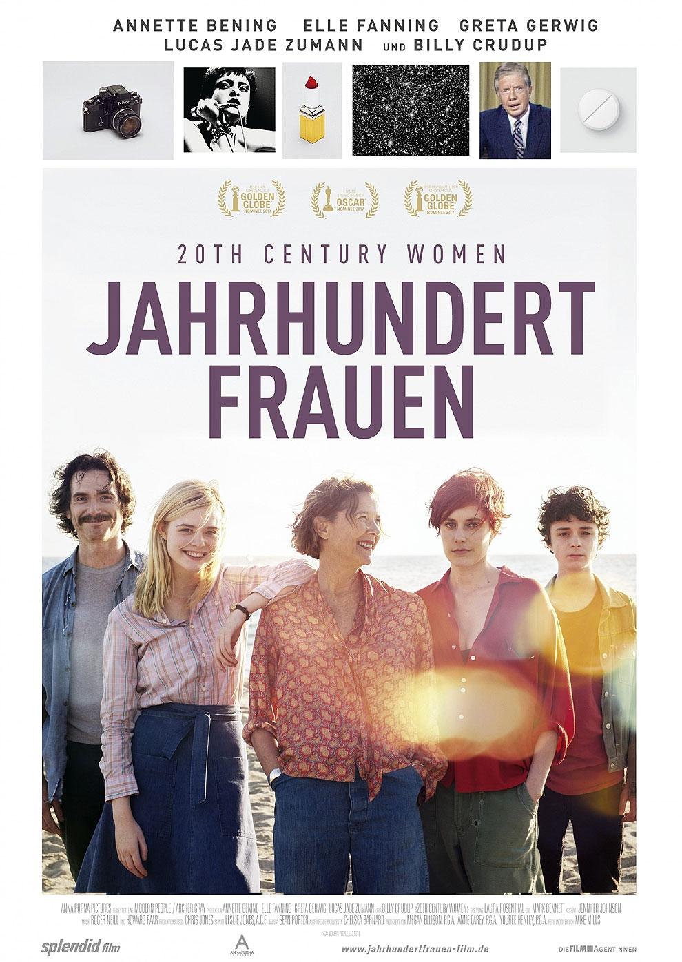 Jahrhundertfrauen (Poster)