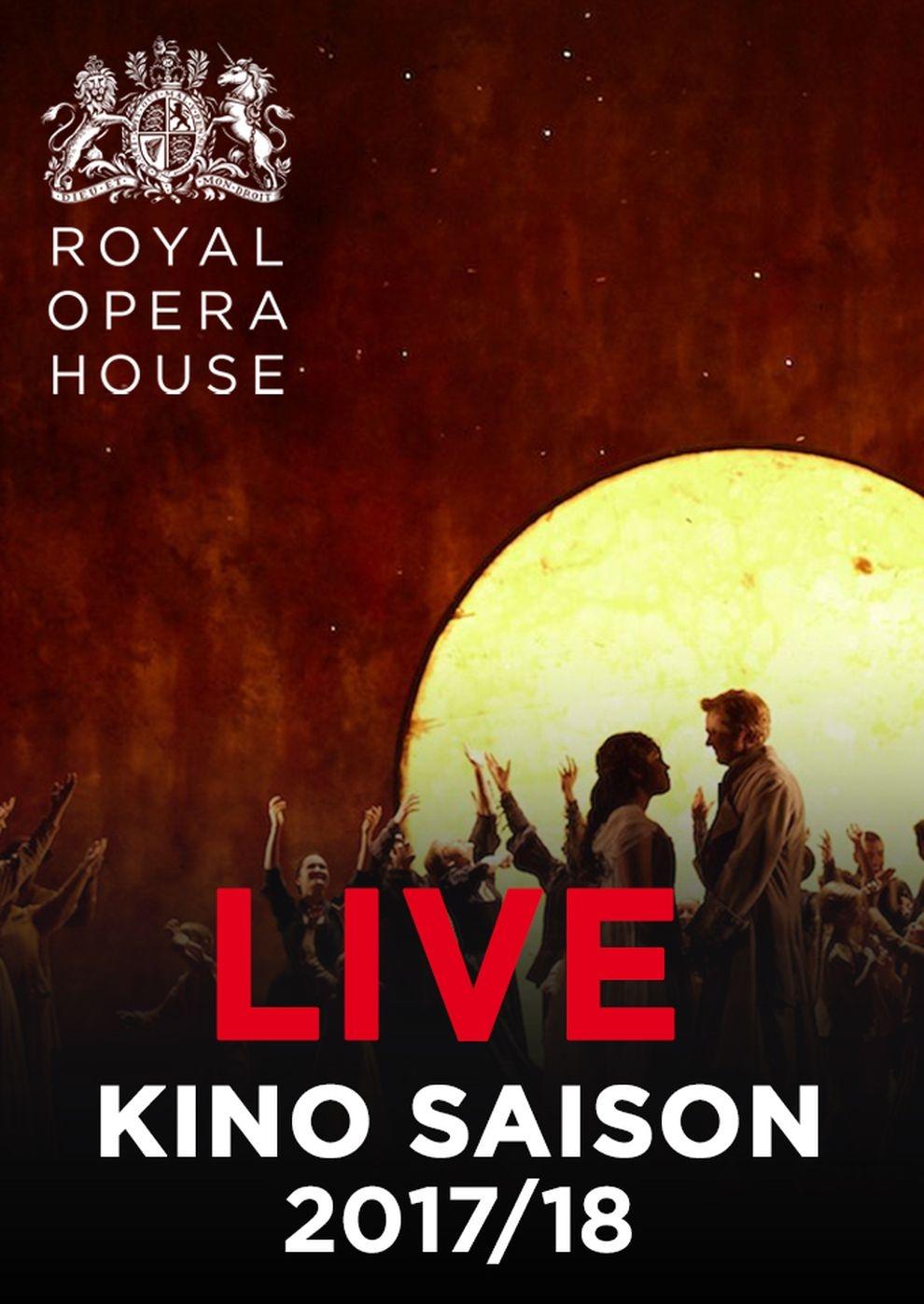 Royal Opera House 2017/18: Die Zauberflöte (Poster)