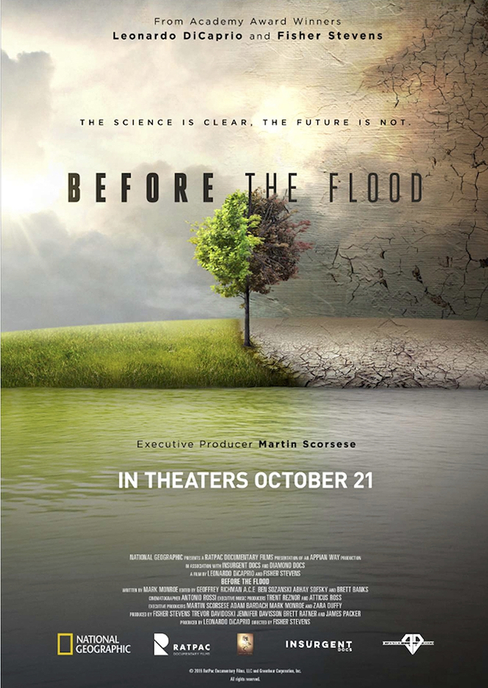 Before the Flood (Poster)