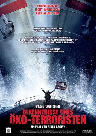 Bekenntnisse eines Öko-Terroristen (Poster)