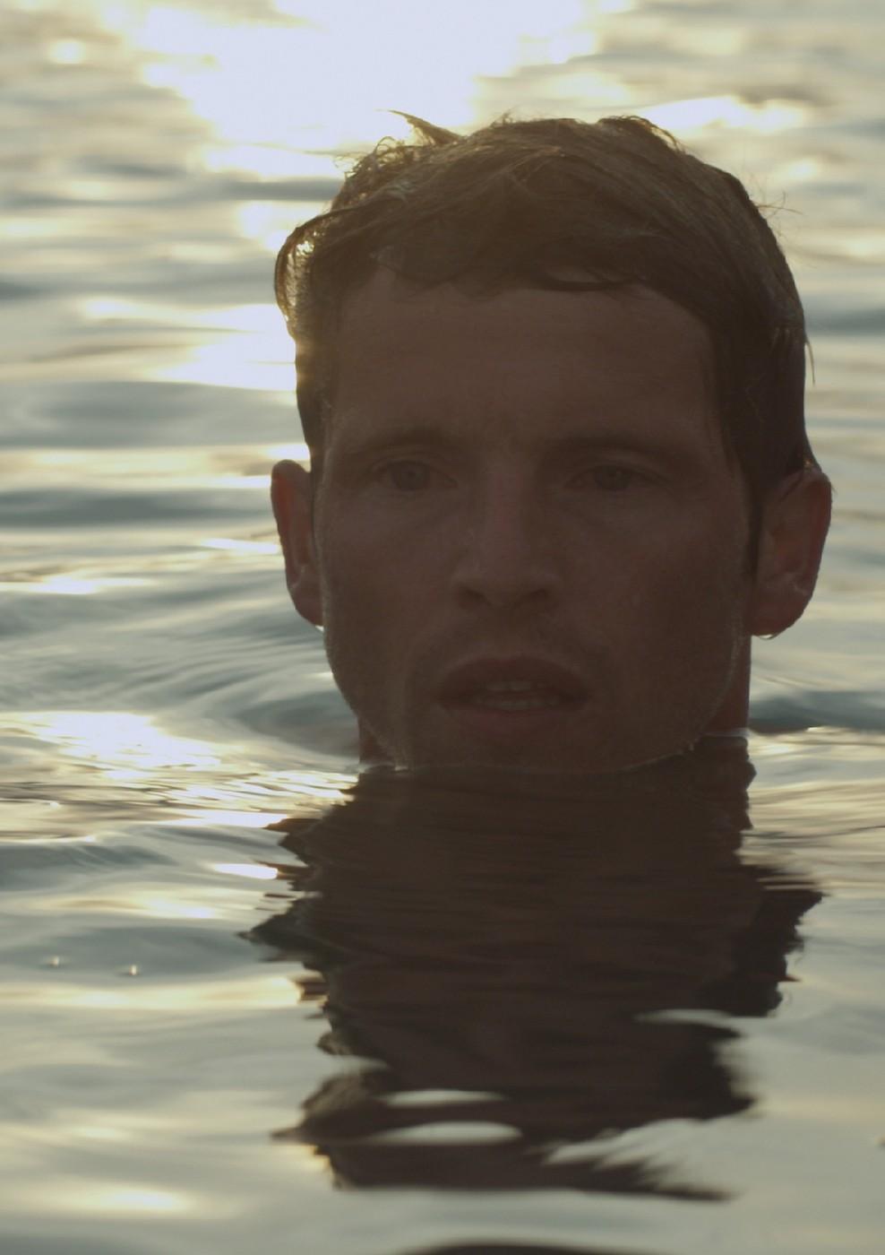 Der Fremde am See (Poster)