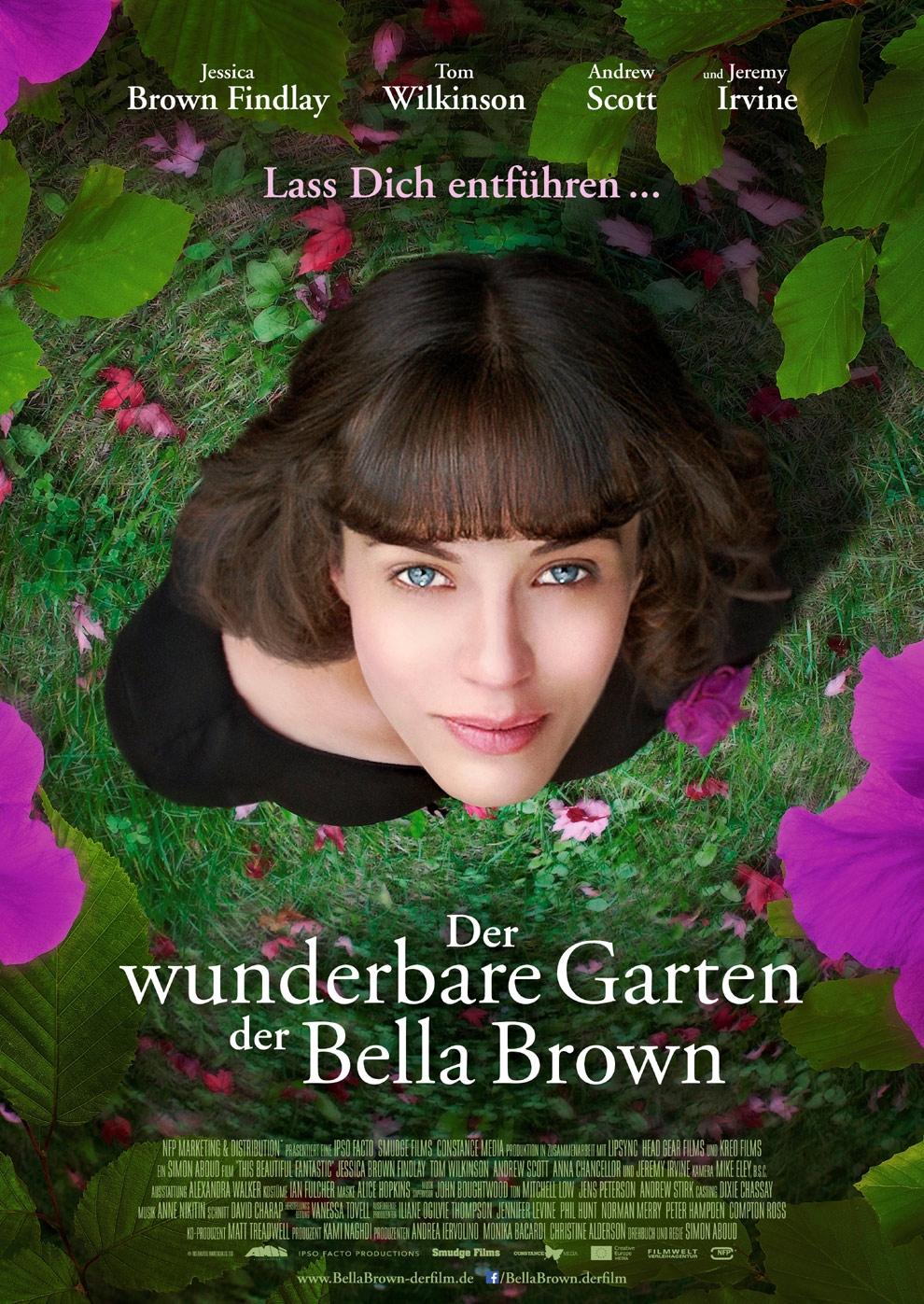 Der Wunderbare Garten der Bella Brown (Poster)
