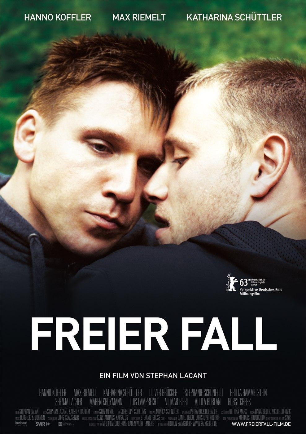 Freier Fall (Poster)