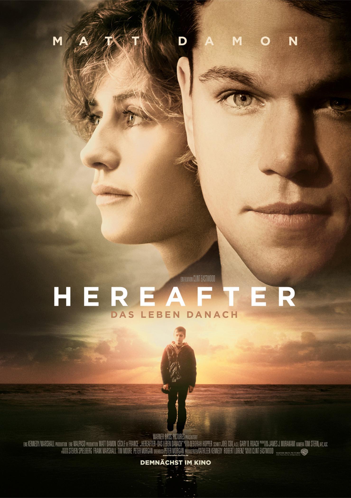 Hereafter - Das Leben danach (Poster)
