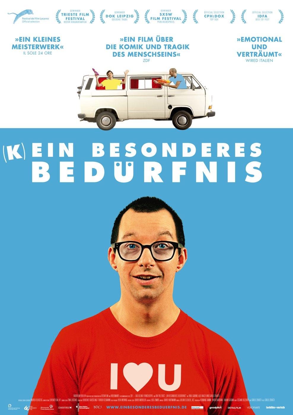 (K)ein besonderes Bedürfnis (Poster)
