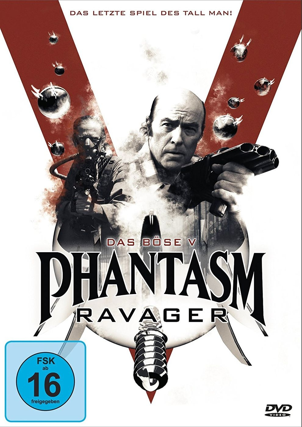 Phantasm Ravager - Das Böse V (Poster)