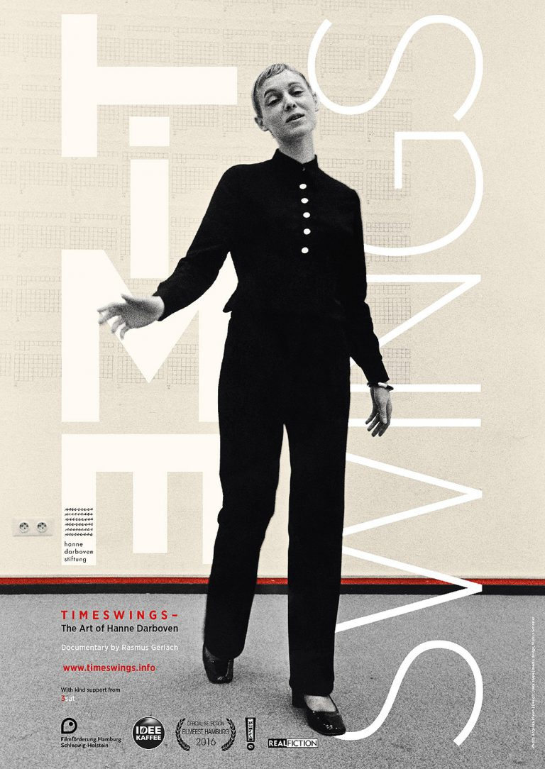 Timeswings - The Art of Hanne Darboven (Poster)