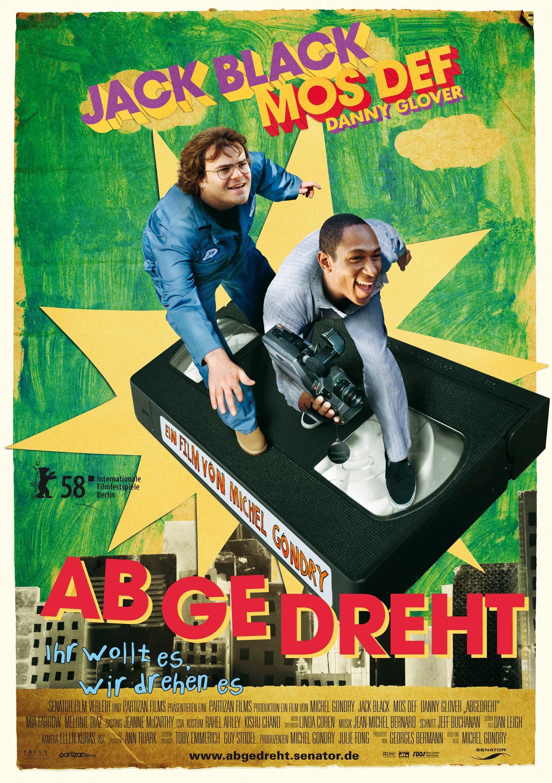 Abgedreht (Poster)