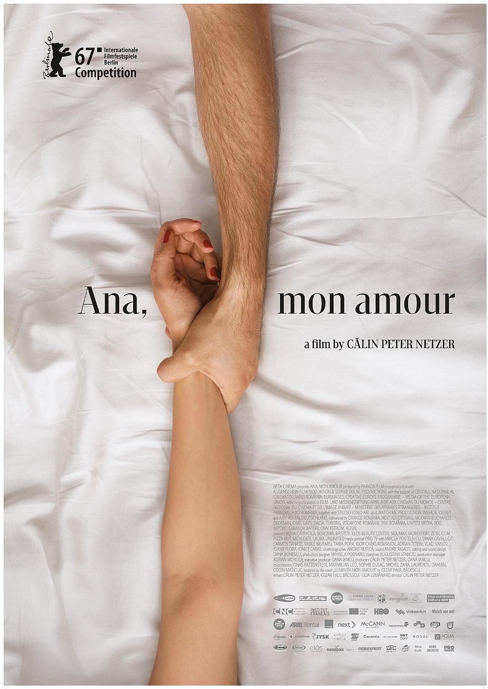 Ana, Mon Amour (Poster)