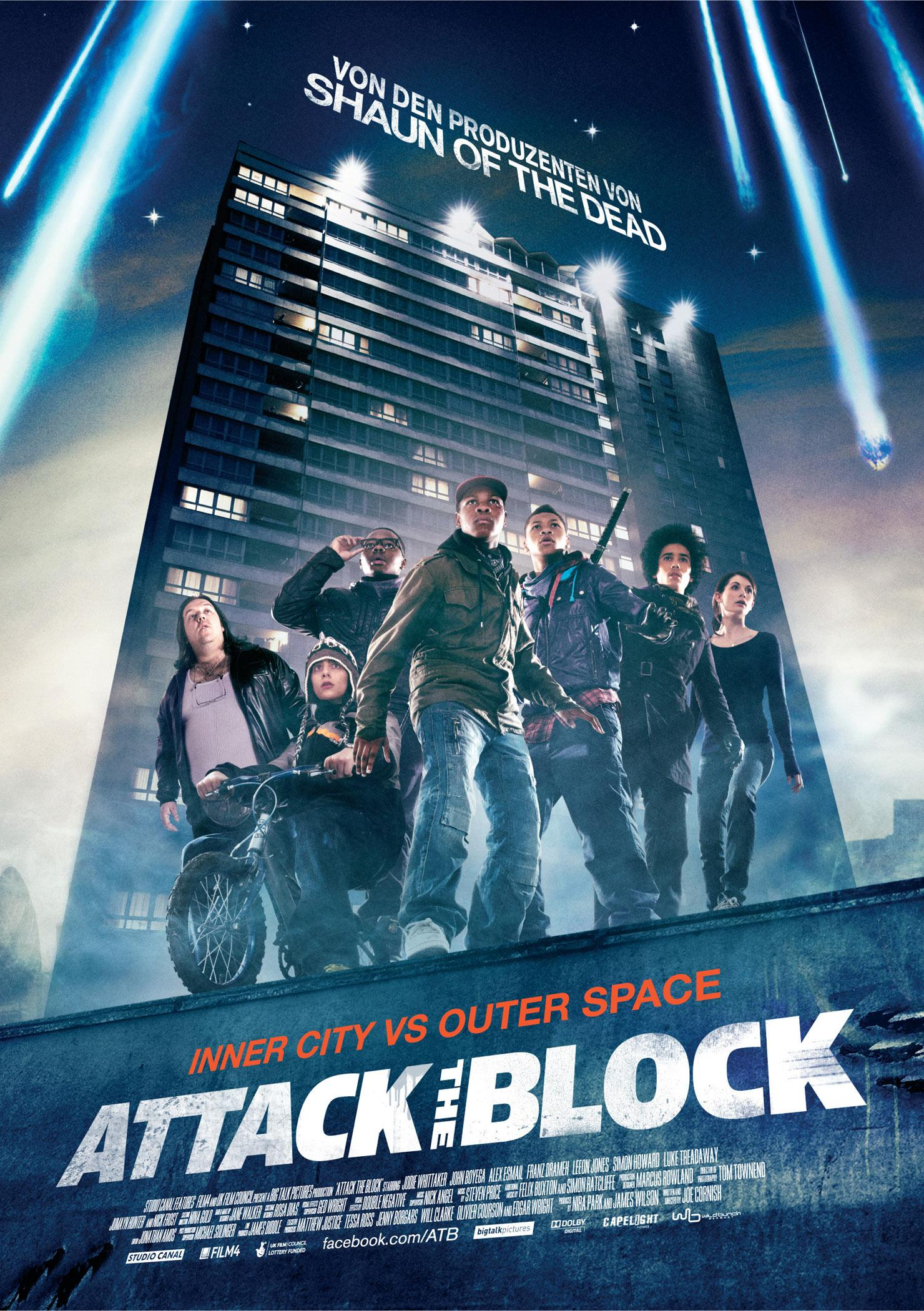 Attack the Block (Poster)