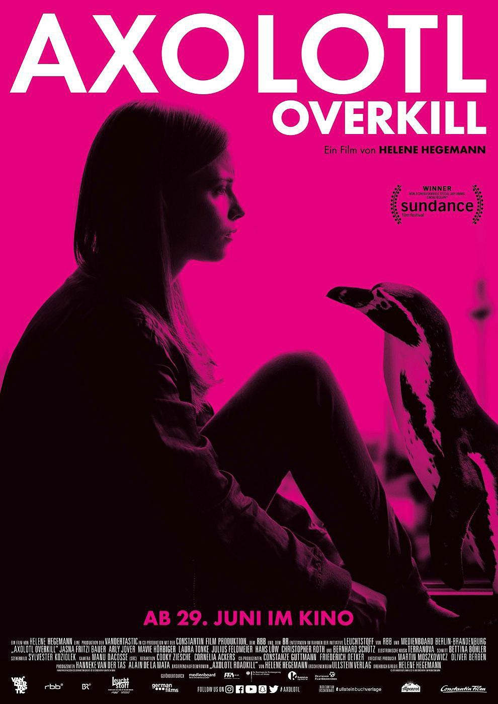 Axolotl Overkill (Poster)