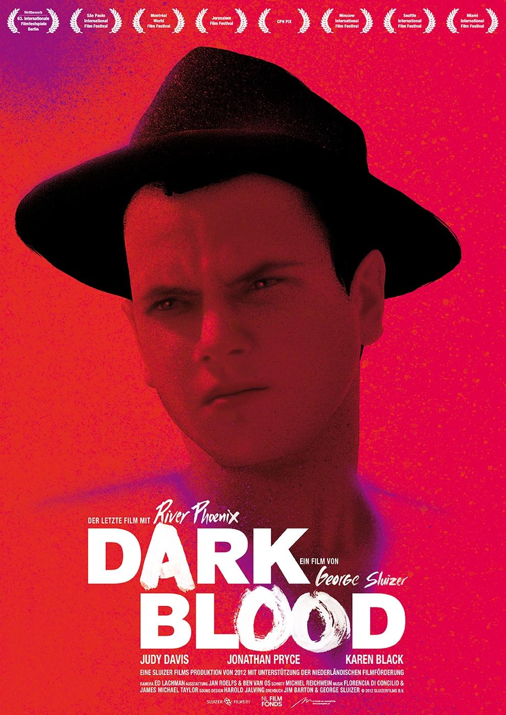 Dark Blood (Poster)