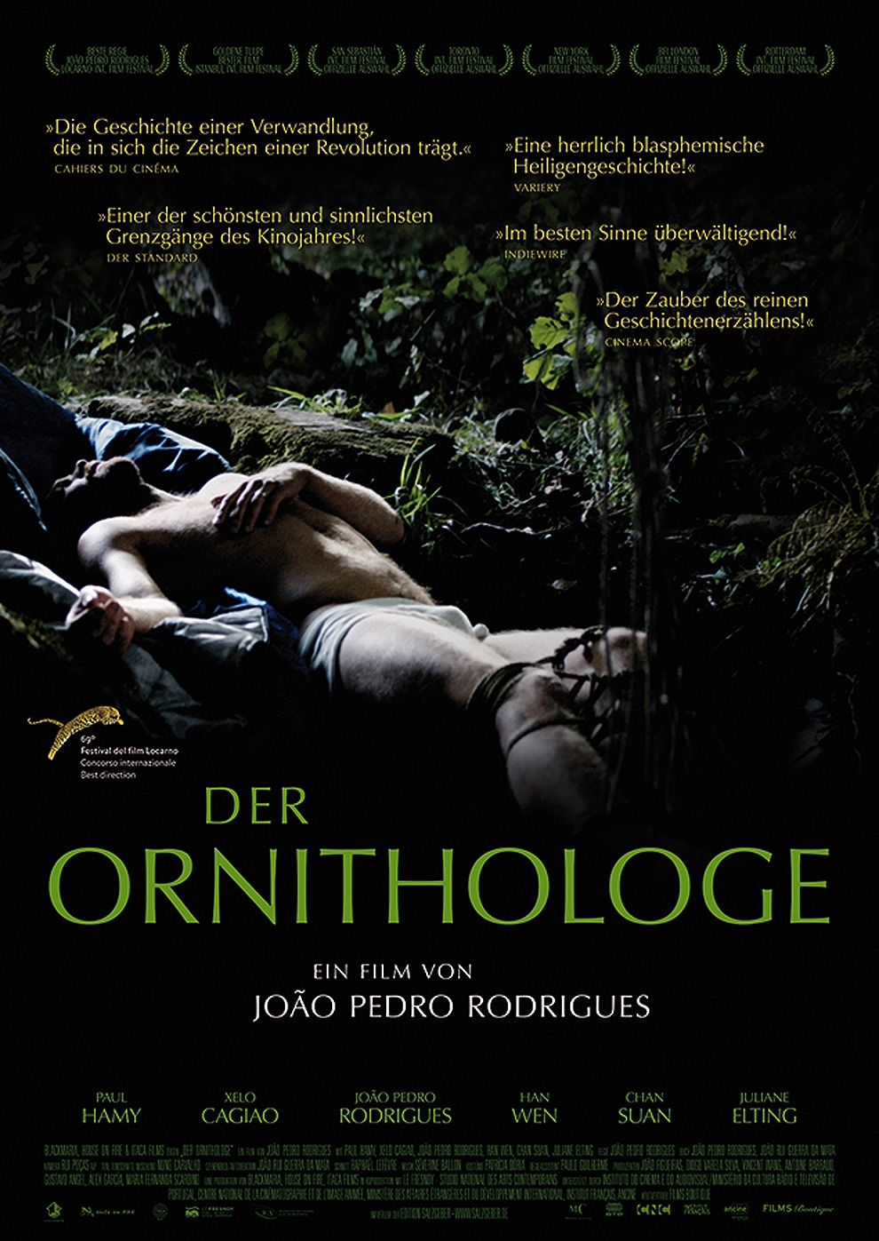 Der Ornithologe (Poster)