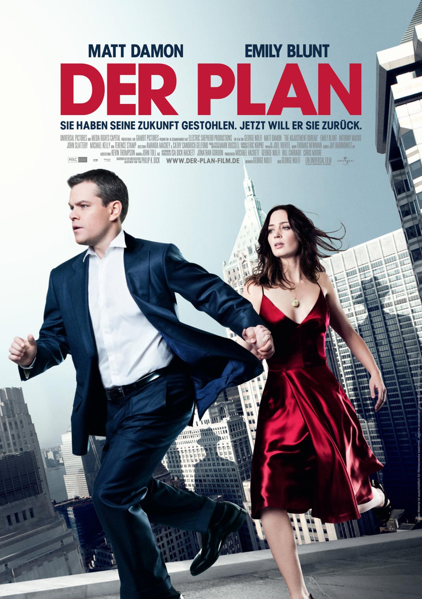 Der Plan (Poster)