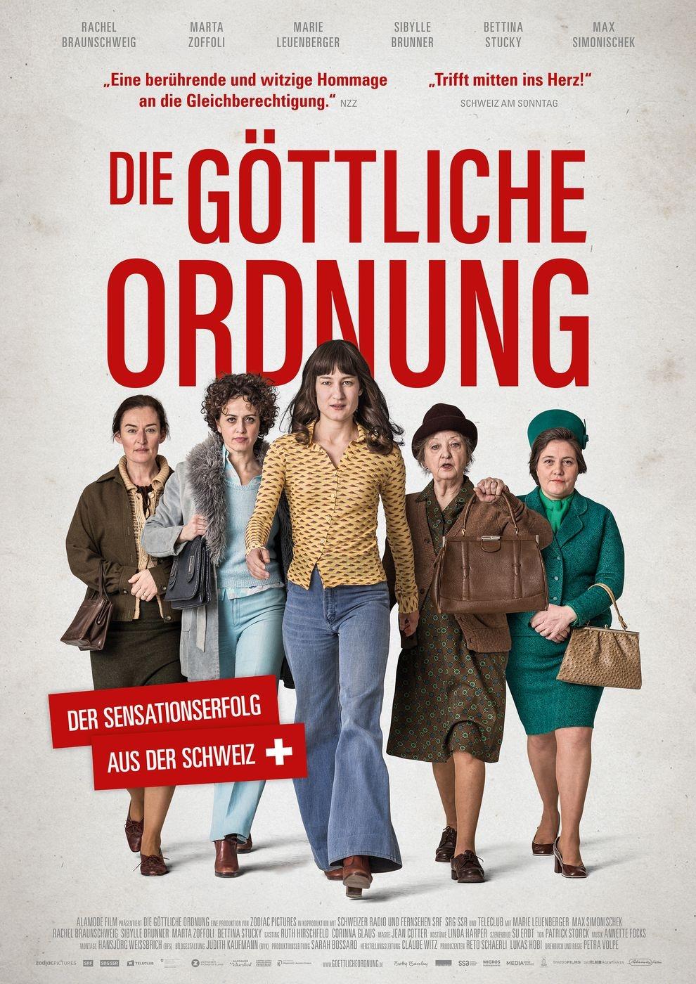 Die göttliche Ordnung (Poster)