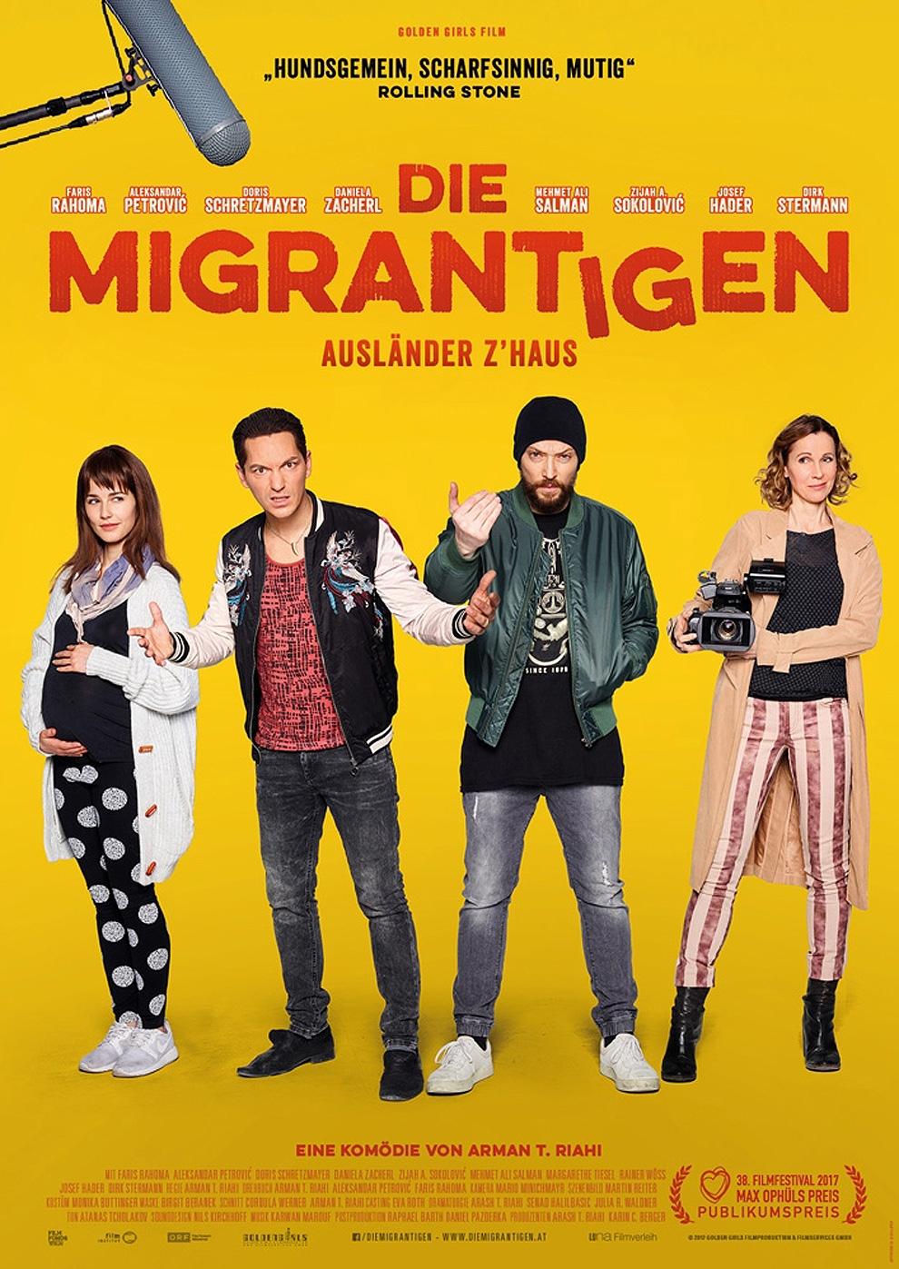 Die Migrantigen (Poster)