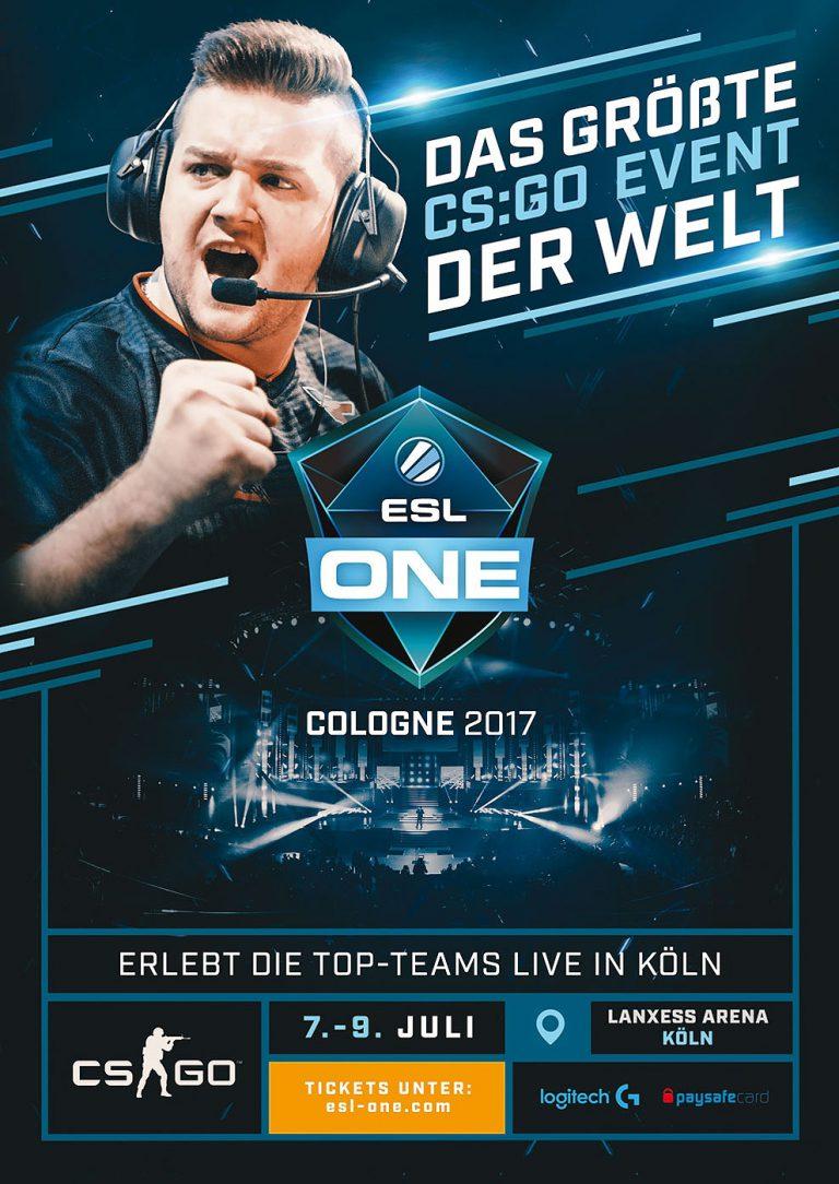 Esl One Cologne 2017 Csgo Uci Kinowelt Flensburg Flensburg