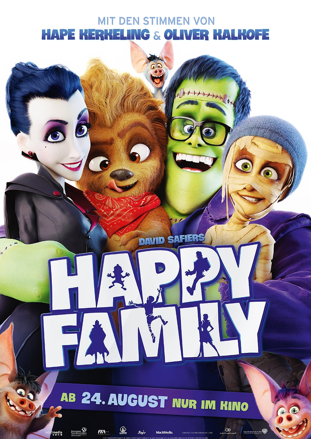 Happy Family (Poster)