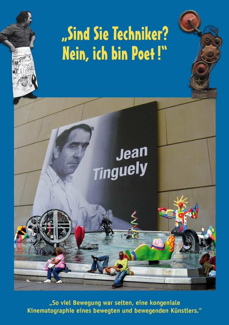 Jean Tinguely (2011) (Poster)