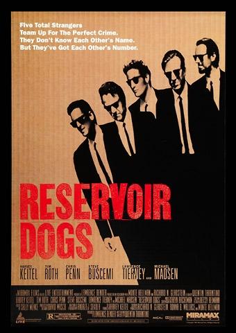 Reservoir Dogs (Poster)