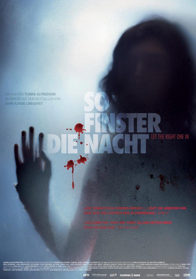 So finster die Nacht (Poster)