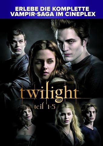 Twilight 1-5 (Poster)
