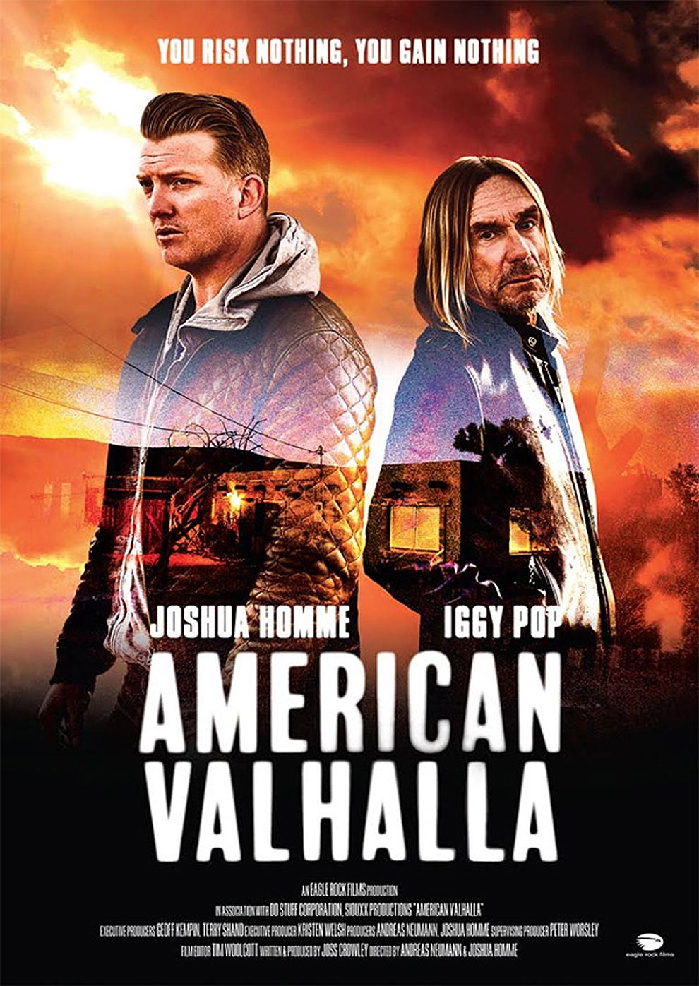 American Valhalla (Poster)
