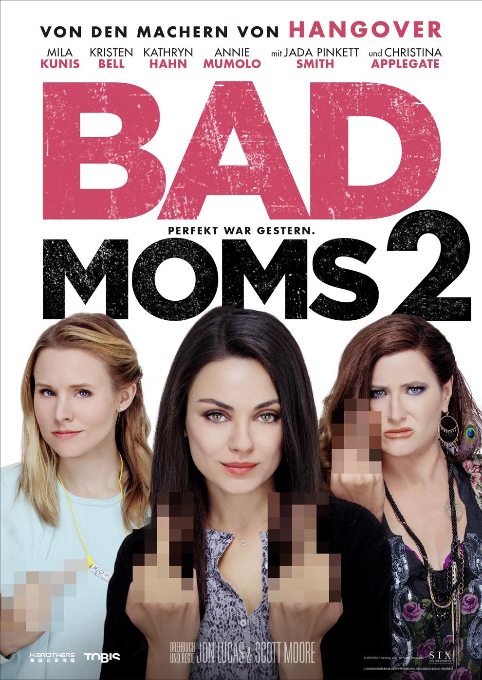 Bad Moms 2 (Poster)