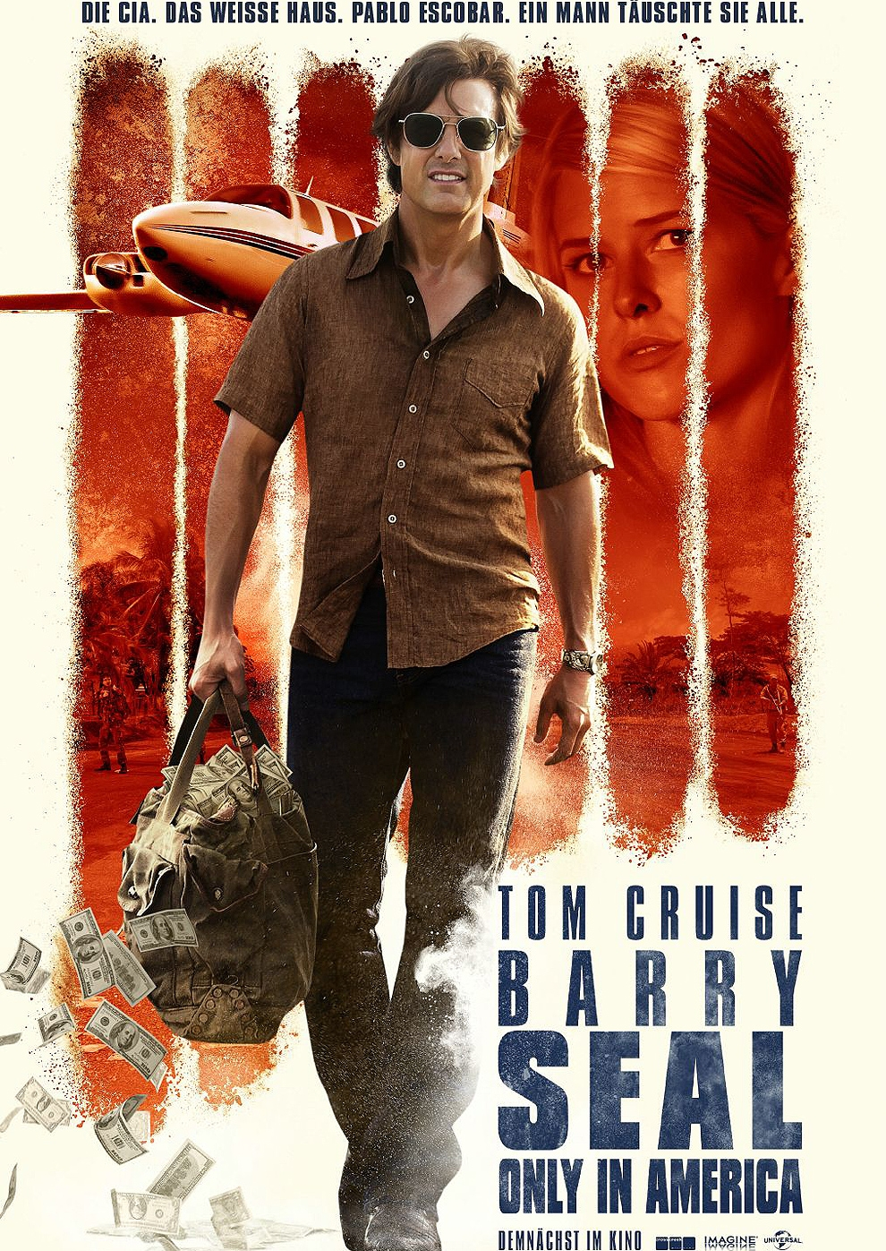 Barry Seal - Only in America (Poster)