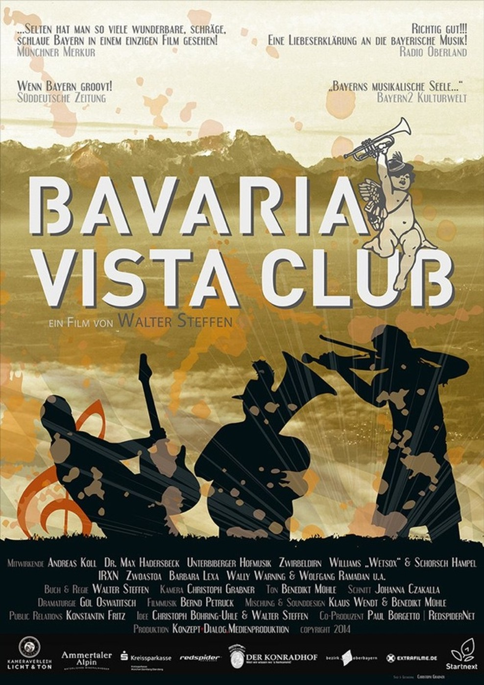 Bavaria Vista Club (Poster)