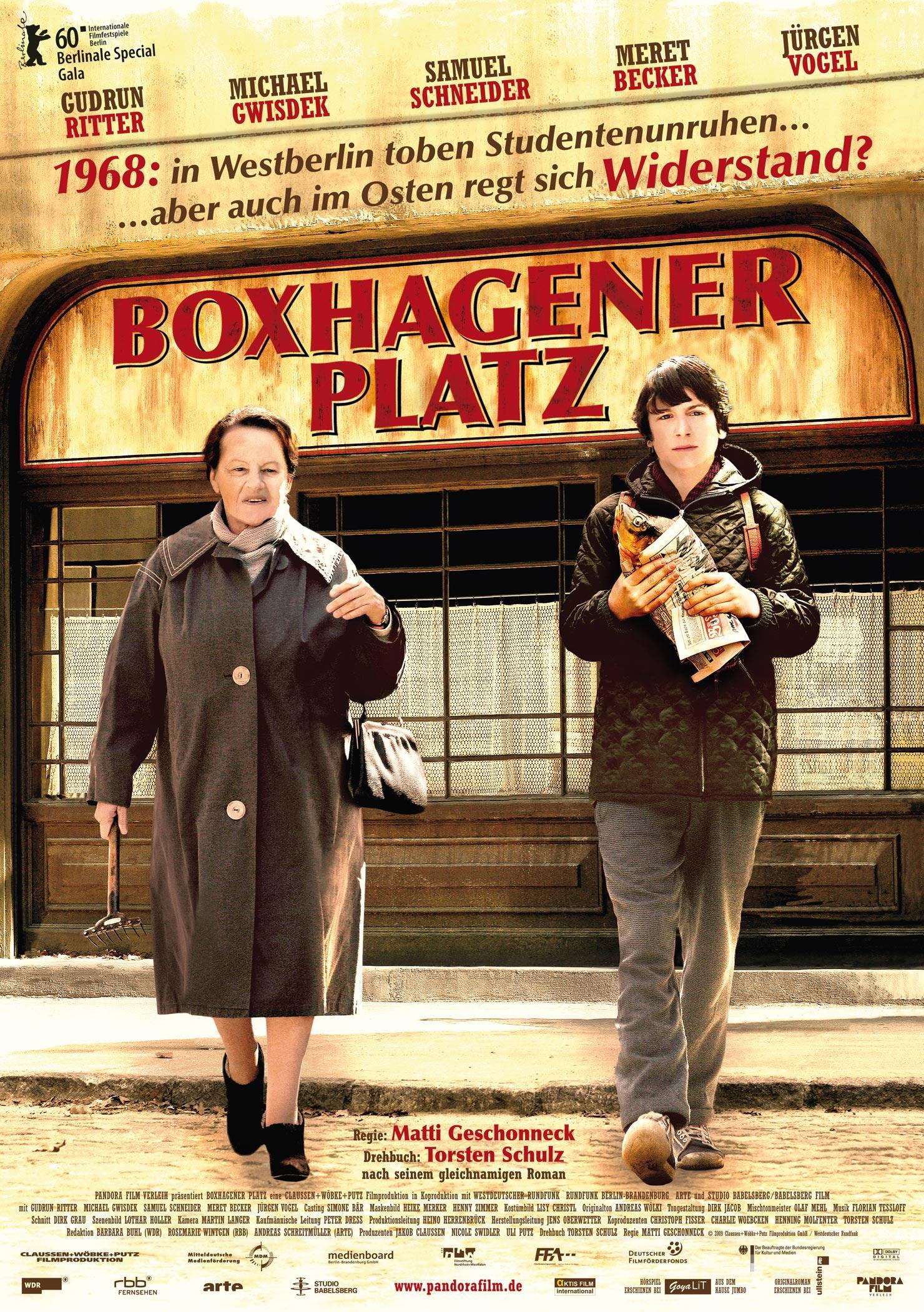 Boxhagener Platz (Poster)