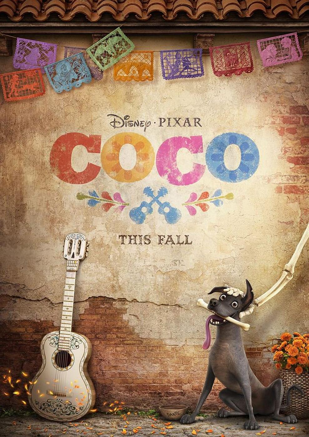 Coco - Lebendiger als das Leben (Poster)