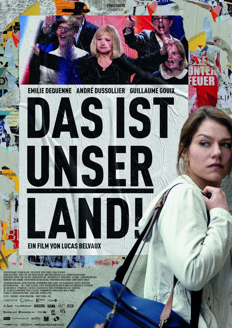 Das ist unser Land! (Poster)