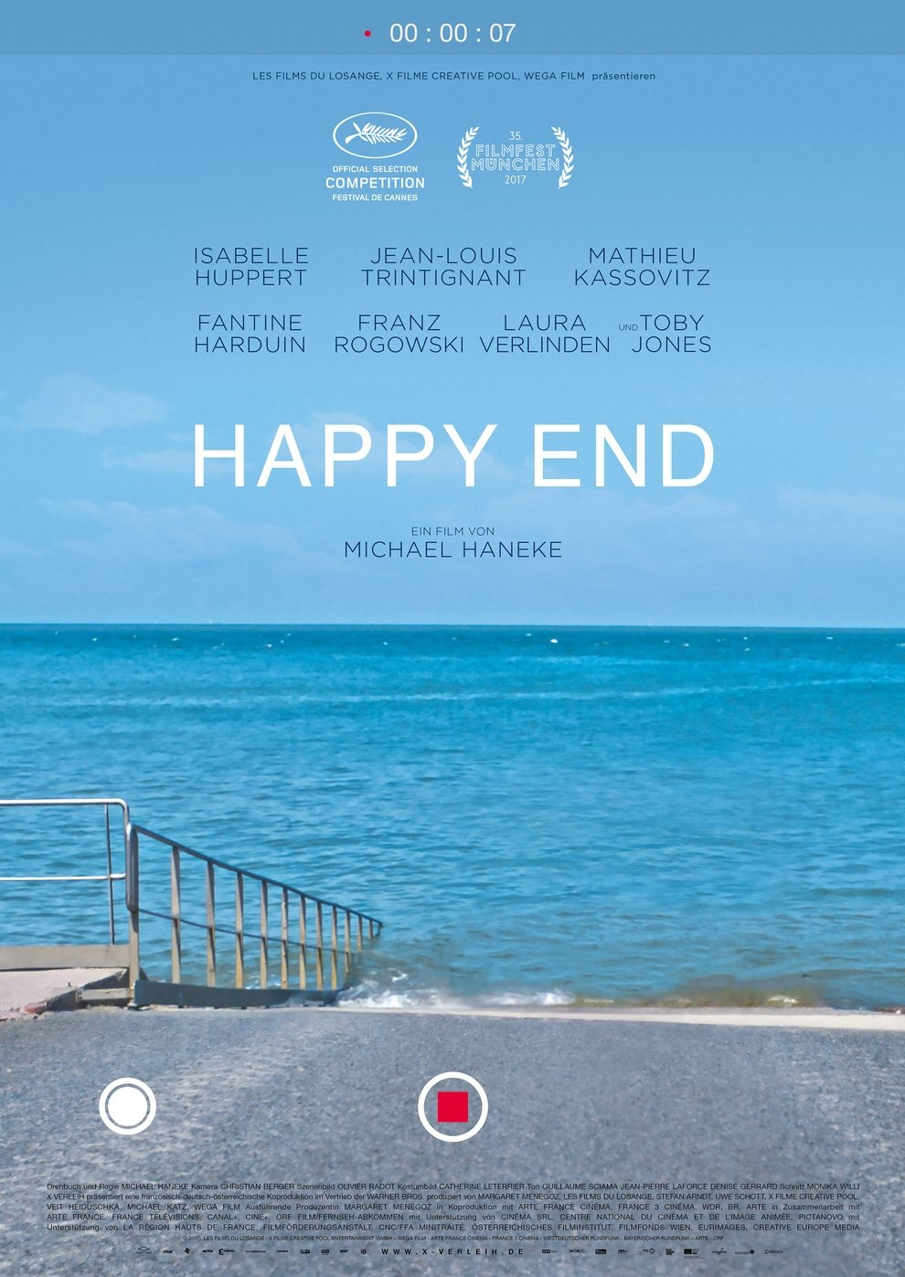 Happy End (Poster)