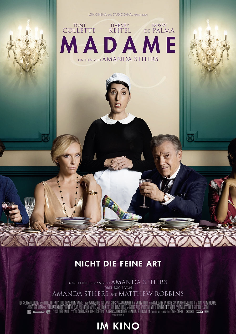 Madame (Poster)