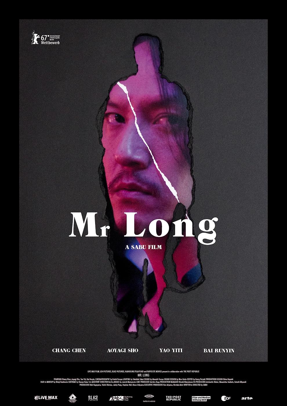 Mr. Long (Poster)