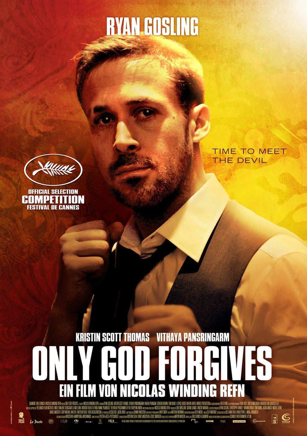 Only God Forgives (Poster)