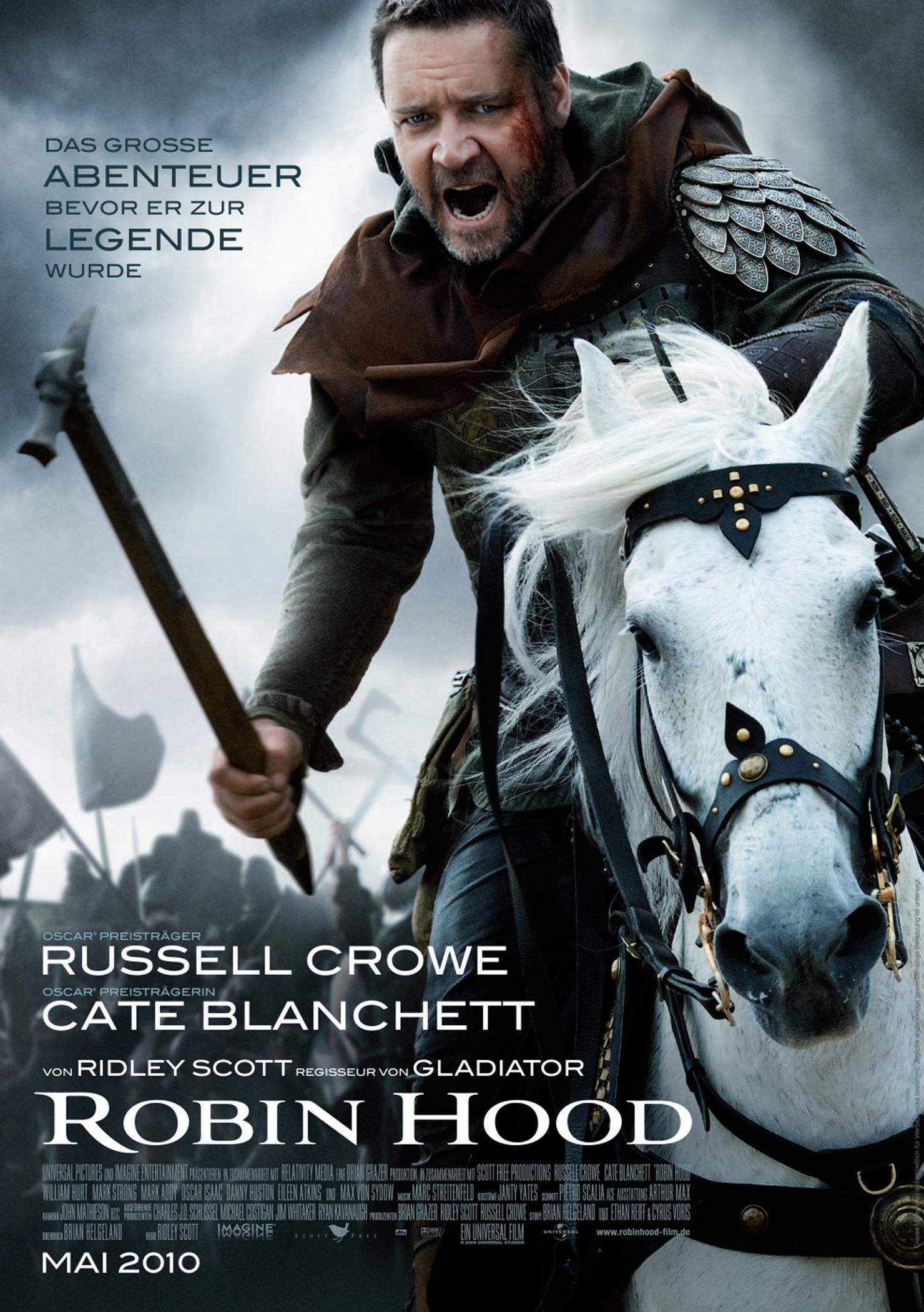 Robin Hood (2010) (Poster)